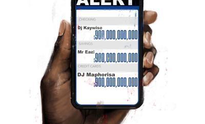DJ Kaywise & DJ Maphorisa & Mr Eazi - Alert