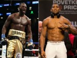 """Anthony Joshua is A Coward"" Deontay Wilder Says On Live TV"