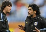 Lionel Messi's Family Brand Diego Maradona 'Ignorant' For Discrediting The Barcelona Star