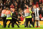 Man United Charged By UEFA After Fans Invade Pitch At Old Trafford