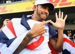 Formula 1: Lewis Hamilton Equals Juan Manuel Fangio With Fifth F1 Title