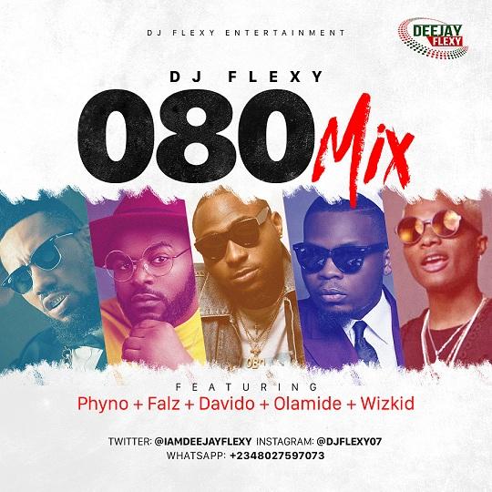 image-DJ-Flexy-080-Mix Mixtapes