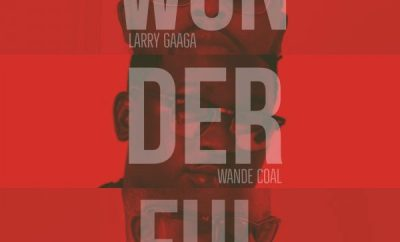 Larry Gaaga - Wonderful ft. Wande Coal & Sarkodie