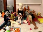 Cristiano Ronaldo And His Family Show Off Their 'Scary' Halloween Costumes [Photo]