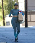 Gabrielle Union Flaunts Her Curves As She's Spotted Out For The First Time Since Welcoming A Daughter [Photos]