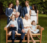 Adorable Family Photos of Prince Charles With Prince Louis