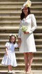 Meghan Markle Allegedly Left Kate Middleton in Tears Over Her Strict Demands For Princess Charlotte's Bridesmaid's Dress