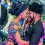 Adesua And Banky W Celebrates Each Other On The Occassion of Their 1st Anniversary