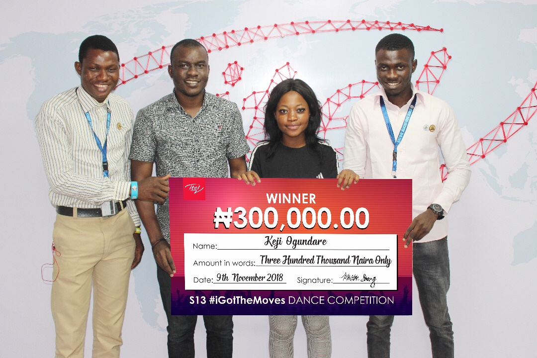 ITel Mobile's #IGotTheMoves Dance Finale: Who Took Home the 500k Prize??