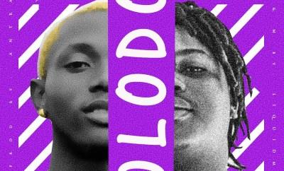 DJ Sound X Barry Jhay - Olodo (Prod. Antras)