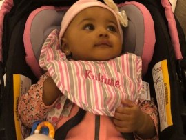 Cardi B shares first ever photo of her daughter