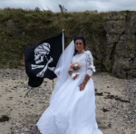 Woman Who Married To Ghost of 300-Year-old Pirate Earlier This Year Says They Have Split Up