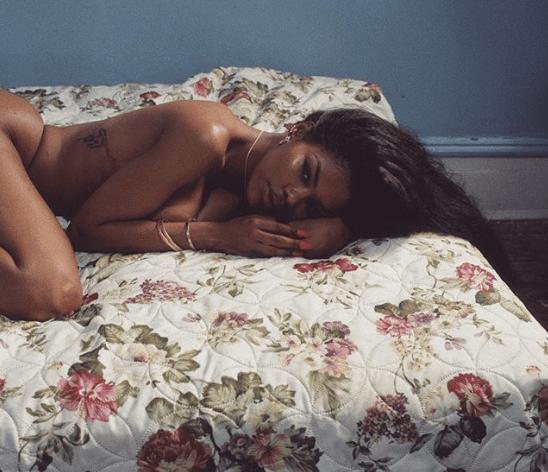 Teyana Taylor goes naked in new post-birthday photo