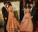 Priyanka Chopra And Nick Jonas Attends $100m Wedding of India's Richest Heiress [Photos]