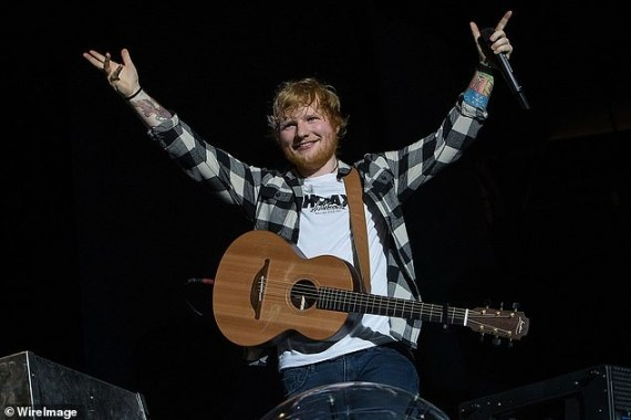Ed Sheeran smashes record for most money made on tour in a single year after raking in ?342m in 2018