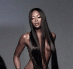 Naomi Campbell Goes Topless in New Photoshoot For NARS Campaign