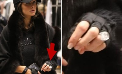 Paris Hilton claims the $2m engagement ring Chris Zylka gave her