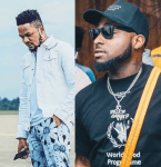 Davido Allegedly Slapped Kizz Daniel's Manager Tumi At His Concert Last Night