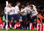 Tottenham Beat Arsenal To Reach Carabao Cup Semi-Final