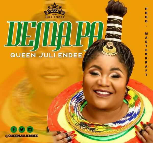 Queen-Juli-Endee-Demapa-600x558 Audio Music Recent Posts