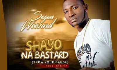 Segun Weezard - Shayo Na Bastard