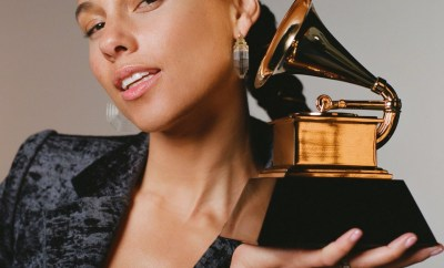 Alicia Keys to host the 2019 Grammy Awards