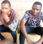 Two Church Guards Arrested For Allegedly Stealing Pastor's Daughter's Panties