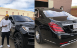 Ray J Buys Himself 2018 Mercedes-Benz Maybach And 2019 Lincoln Navigator To Celebrate His 38th Birthday [Photos]