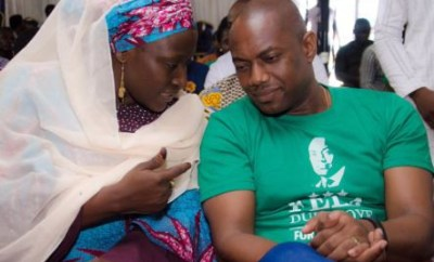 #2019Debate: Feminists on Twitter come hard on Fela Durotoye for?describing his running mate as a ?beautiful and delectable? lady