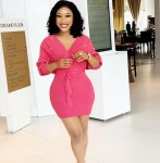 See Tonto Dikeh Reaction To Blackmailers Who Threaten To Release Her Nude Photos