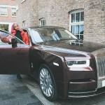 DJ Cuppy Gets Her Rolls Royce Phantom [Photos]
