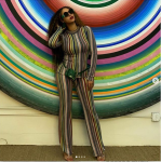 Beyonce Rocks Matching Two-Piece Ensemble in Stunning New Photos Taken By Her Daughter Blue Ivy
