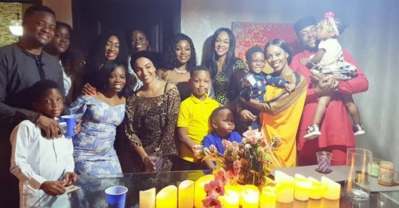 Photos from Toolz baby?s dedication