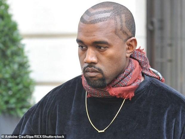 Kanye West signature forged in 0k Philipp Plein Scam?(Photo)