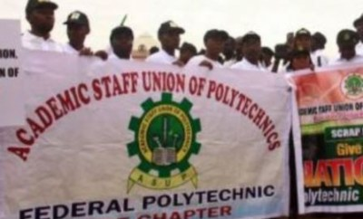 ASUP suspends Two-month old strike