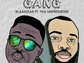 Blaakstar - Bad Gang Ft. Tha Unpredikted