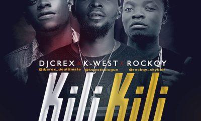 DJ Crex - KILLI KILLI ft K-West & Rockqy