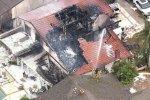 Five Dead As Plane Crashes Into California House