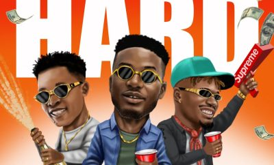 Ycee x Flyboi x Dapo Tuburna - Party Hard