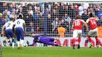 Lloris Saves Aubameyang's Late Penalty in North London Derby Draw