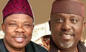 Breaking: APC National Working Committee suspends Amosun, Okorocha, considers their expulsion