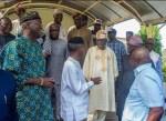 Vice President Osinbajo Holds Consultations With Governor Akinwumi Ambode, Fashola, Sanwo-olu At Bola Tinubu's Residence [Photos]