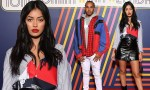 Photos: Lewis Hamilton And Cindy Kimberly At Tommy Hilfiger's PFW Show
