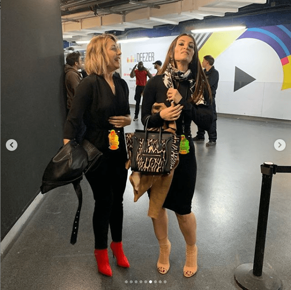 Drake?s babymama attends his Paris Concert, enjoys VIP Treatment and dances during his performance (Photos/Video)