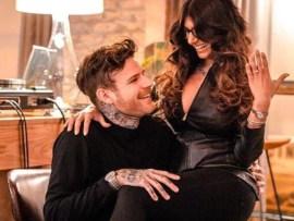 Social media goes wild as former Lebanese pornstar, Mia Khalifa gets engaged to her longtime boyfriend, Robert Sandberg