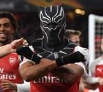 Arsenal Striker, Aubameyang Explains His Viral 'Black Panther' Celebration Against Rennes