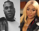 Burna Boy Calls Stefflon Don His 'Wifey' As He Celebrates Her On Being The 3rd Best-Selling Female Rapper in 2019