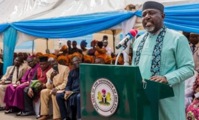 Okorocha takes INEC to court for withholding his Certificate of Return