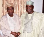 'Those Discouraging Atiku From Challenging Buhari in Court Are Evil' - Obasanjo
