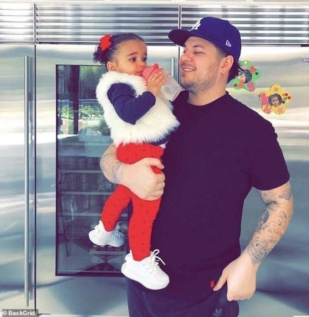 Rob Kardashian settles long-running custody battle with Blac Chyna and